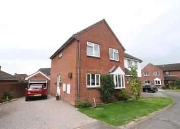 Thumbnail 3 bedroom semi-detached house for sale in Goldsborough Close, Eastleaze, Swindon