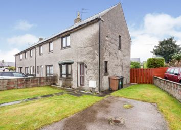 Thumbnail 2 bed end terrace house for sale in Lintmill Place, Northfield, Aberdeen