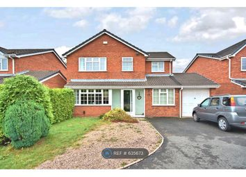 Thumbnail 5 bed detached house to rent in Westwoods Hollow, Burntwood