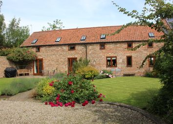 Thumbnail 4 bed barn conversion for sale in Myton On Swale, York