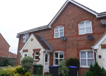 Thumbnail 2 bed terraced house to rent in Daisy Close, Melksham