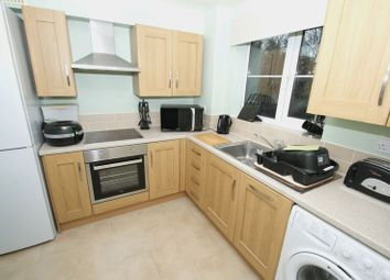 Thumbnail 2 bed flat for sale in Crest Avenue, Grays