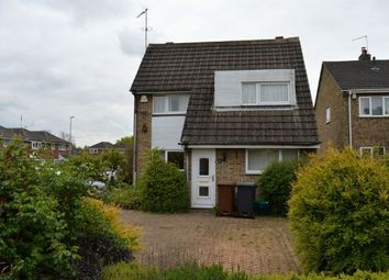 Thumbnail 3 bed detached house for sale in Rickyard Road, The Arbours, Northampton