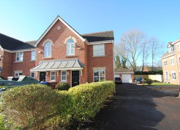 Thumbnail 3 bed semi-detached house for sale in Forsythia Drive, Chorley