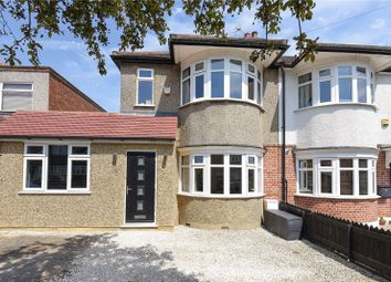 Thumbnail 3 bed end terrace house for sale in Salcombe Way, Ruislip, Middlesex