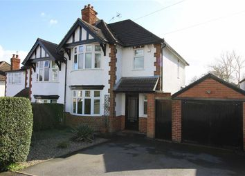 Thumbnail 3 bedroom semi-detached house for sale in Devonshire Avenue, Allestree, Derby
