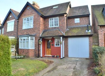 Thumbnail 3 bedroom semi-detached house for sale in Shortbutts Lane, Lichfield, ., Staffordshire