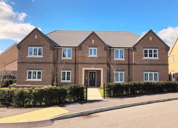 Thumbnail 2 bed flat for sale in Tower Gardens, Mortimer Common
