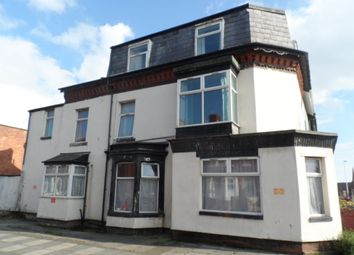 Thumbnail 8 bed end terrace house for sale in Grosvenor Street, Blackpool