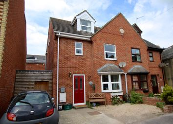Thumbnail 3 bed semi-detached house for sale in Cornwall Road, Swanage