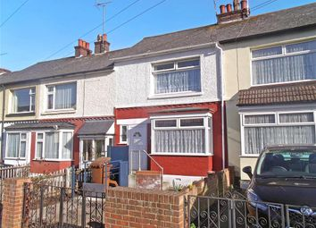 Thumbnail 3 bed terraced house for sale in St. Marys Road, Gillingham, Kent