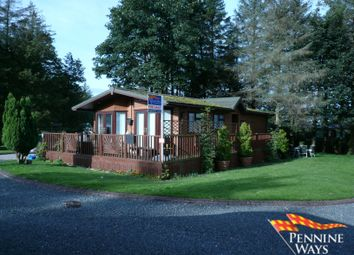 Thumbnail 2 bedroom lodge for sale in Coanwood, Northumberland