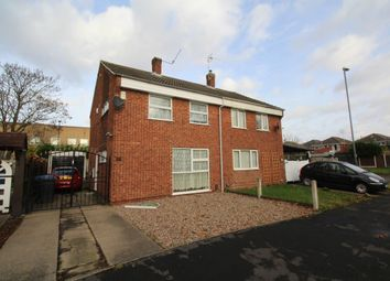 Thumbnail 3 bedroom semi-detached house for sale in Tiree Close, Sinfin, Derby