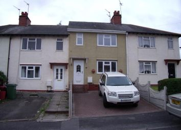 Thumbnail 2 bed terraced house to rent in Margaret Avenue, Halesowen, West Midlands
