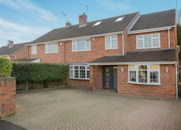 Thumbnail 7 bed semi-detached house for sale in Comberton Avenue, Kidderminster