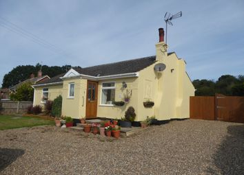Thumbnail 3 bed detached bungalow for sale in The Street, Geldeston, Beccles