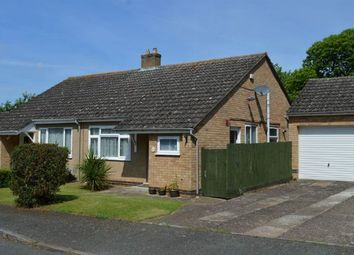 Thumbnail 2 bed semi-detached bungalow for sale in Chesham Rise, Cherry Lodge, Northampton