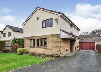 Thumbnail 4 bed detached house for sale in Round Hill Place, Cliviger, Burnley, Lancashire