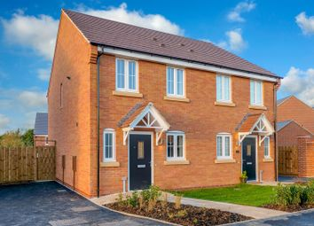 Thumbnail 2 bed semi-detached house for sale in Waterloo Road, Bidford-On-Avon, Alcester