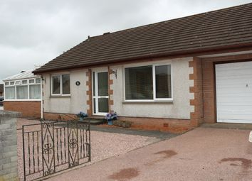 Thumbnail 3 bed detached bungalow for sale in Vallance Drive, Lockerbie