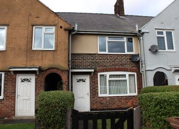 Thumbnail 2 bed terraced house to rent in Mendip Avenue, Goole