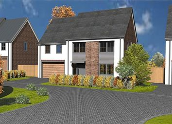 Thumbnail 4 bed detached house for sale in Drayton Road, Milton, Abingdon