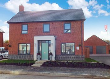 Thumbnail 5 bed detached house for sale in Ermin Street, Blunsdon, Swindon