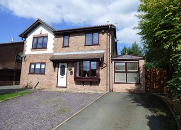 Thumbnail 3 bed semi-detached house for sale in High View, Mow Cop, Cheshire