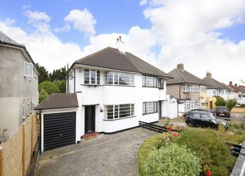 Thumbnail 3 bed semi-detached house for sale in Woolacombe Road, London