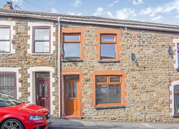 3 bed terraced house for sale in Court Street, Tonypandy CF40