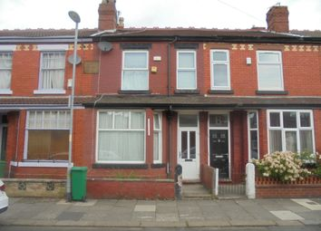 Thumbnail 4 bed terraced house for sale in Manchester, Greater Manchester