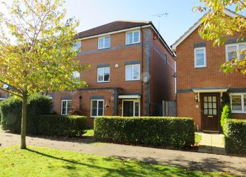 Thumbnail 4 bedroom town house for sale in Kenyon Place, Welwyn Garden City