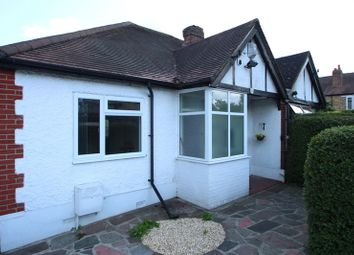 Thumbnail 2 bed bungalow to rent in Clockhouse Road, Beckenham, Beckenham