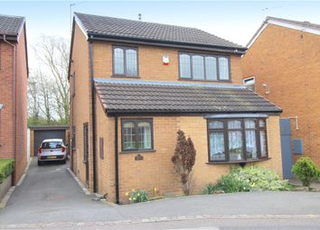 Thumbnail 3 bed detached house for sale in Oregon Way, Chaddesden, Derby
