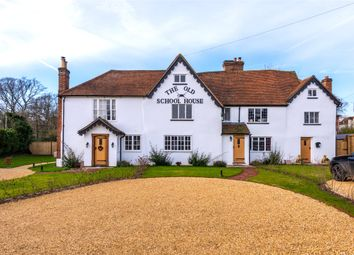 Thumbnail 4 bed terraced house to rent in The Old School House, Stane Street, Ockley, Dorking