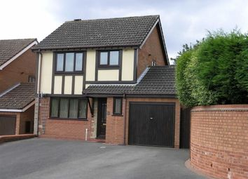 Thumbnail 3 bedroom detached house for sale in Calder Rise, The Poplars, Woodsetton