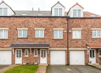 Thumbnail 4 bed terraced house to rent in Badgers Way, Cliffe, Selby