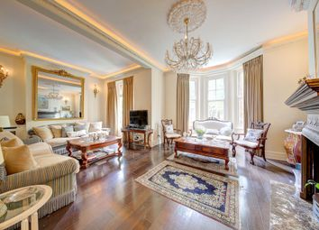 Thumbnail 4 bed flat for sale in Fitzjames Avenue, London