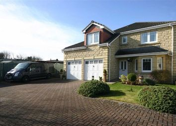 Thumbnail 5 bedroom detached house for sale in 47, Walter Lumsden Court, Freuchie, Fife