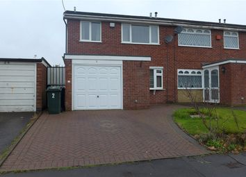 Thumbnail 3 bed property for sale in Swanage Green, Clifford Park, Coventry, West Midlands