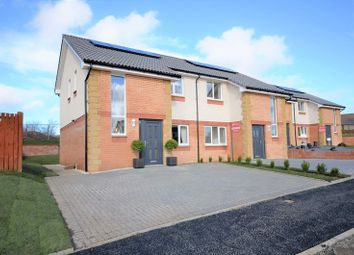Thumbnail 3 bedroom property for sale in Plot 5, 18 Burns Wynd, Maybole