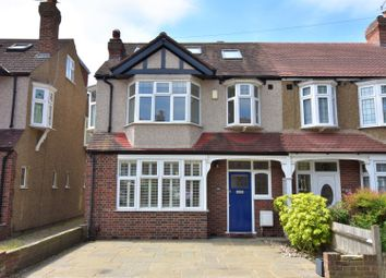 Thumbnail 5 bed end terrace house for sale in Elm Walk, Raynes Park