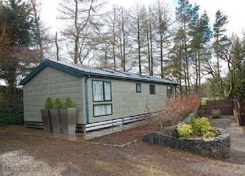 Thumbnail 2 bedroom lodge for sale in 10 Hillside, Park Of Brandedleys Crocketford