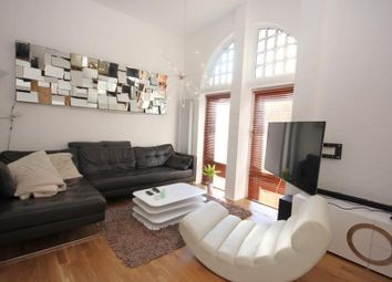 Thumbnail 3 bed flat to rent in Bathway, Woolwich Arsenal, London