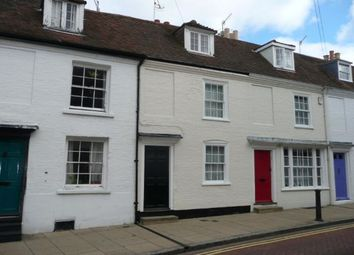 Thumbnail 3 bedroom terraced house to rent in West Street, Faversham