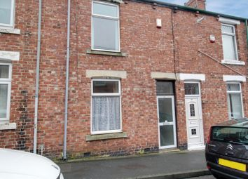 Thumbnail 2 bed terraced house for sale in Bircham Street, Stanley, Durham
