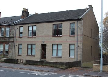 Thumbnail 2 bed flat to rent in Clark Street, Airdrie