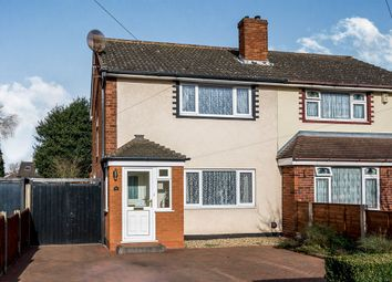 Thumbnail 3 bedroom semi-detached house for sale in Manor Avenue, Great Wyrley, Walsall