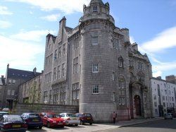 Thumbnail 2 bed flat to rent in Crown Street, Aberdeen
