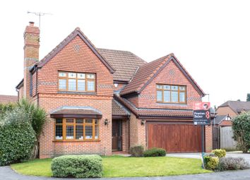 Thumbnail 5 bed detached house for sale in Wike Ridge Close, Leeds, West Yorkshire
